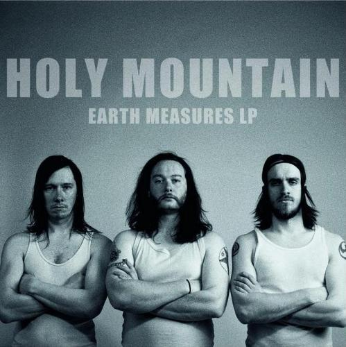 Cover HOLY MOUNTAIN (UK), earth measures