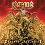 Cover KREATOR, phantom antichrist