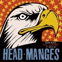 Cover HEAD / MANGES, split