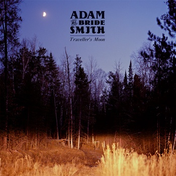 Cover ADAM MCBRIDE-SMITH, traveller´s moon
