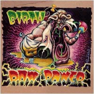 Cover RAW POWER, birth