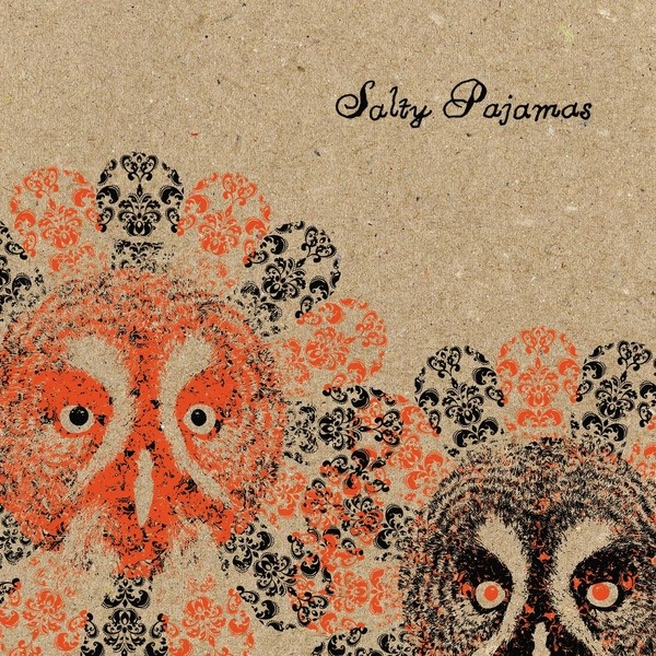 SALTY PAJAMAS, s/t cover