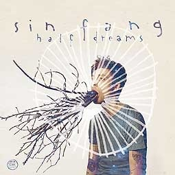 Cover SIN FANG, half dreams