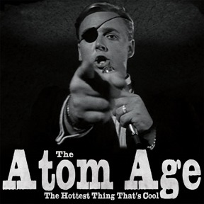 ATOM AGE, hottest thing that´s cool cover