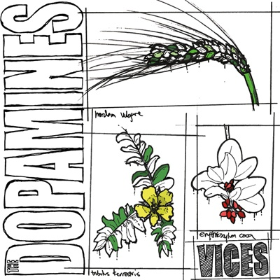 Cover DOPAMINES, vices