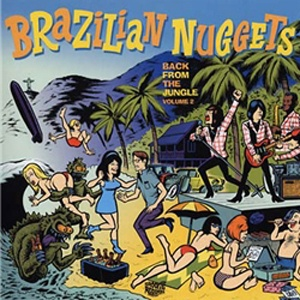 Cover V/A, brazilian nuggets - back from the jungle 2