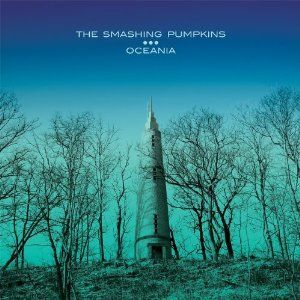 Cover SMASHING PUMPKINS, oceania
