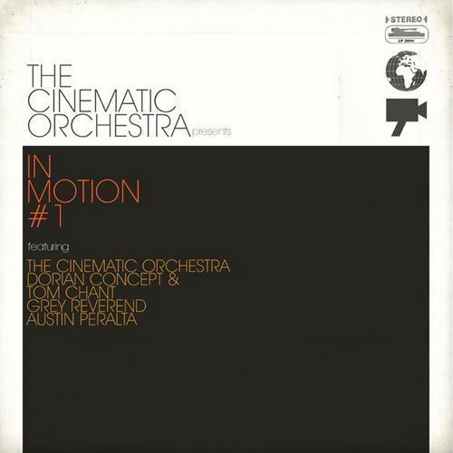 Cover CINEMATIC ORCHESTRA, presents in motion part 1