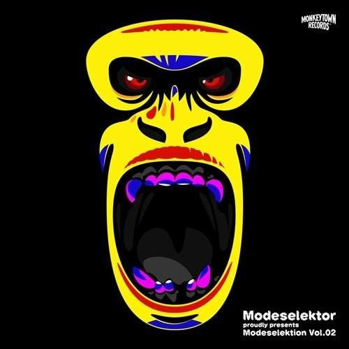 Cover MODESELEKTOR, presents modeselektion vol. 2