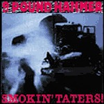 Cover NINE POUND HAMMER, smokin´ taters