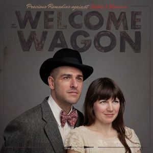 Cover WELCOME WAGON, precious remedies against satan´s devices