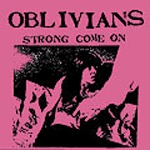 Cover OBLIVIANS, strong come on