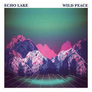 ECHO LAKE, wild peace cover