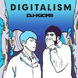 Cover DIGITALISM, dj kicks