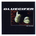 Cover GLUECIFER, ridin´ the tiger