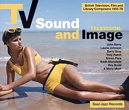 Cover V/A, tv sound and image 1955-1978 part 2