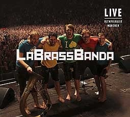 Cover LABRASSBANDA, live olympiahalle münchen