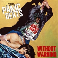 Cover PANIC BEATS, without warning