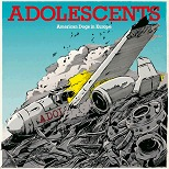 Cover ADOLESCENTS, american dogs in europe
