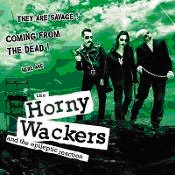 HORNY WACKERS, they are savage! cover