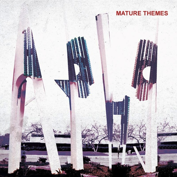 Cover ARIEL PINK´S HAUNTED GRAFFITI, mature themes