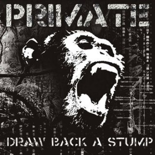 Cover PRIMATE, draw back a stump