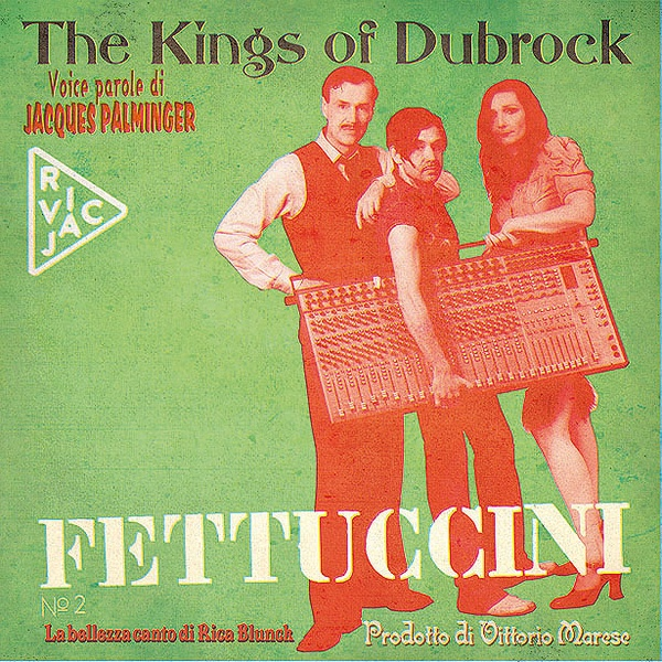 KINGS OF DUBROCK, fettuccini cover