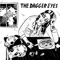 Cover DAGGER EYES, s/t