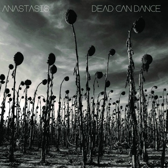 Cover DEAD CAN DANCE, anastasis