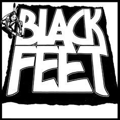 BLACK FEET, back on this road again cover
