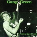 Cover GANGGREEN, another wasted night