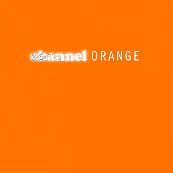 FRANK OCEAN, channel orange cover