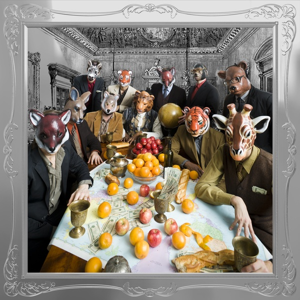 ANTIBALAS, s/t cover