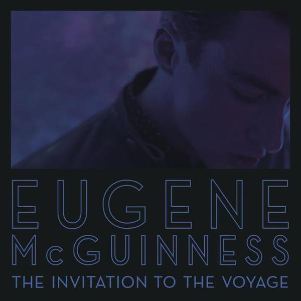 Cover EUGENE MCGUINESS, invitation to the voyage