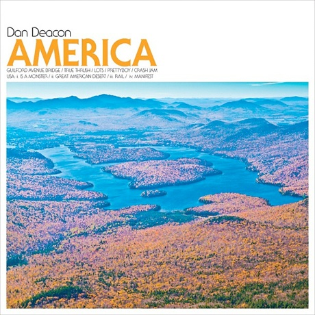 Cover DAN DEACON, america