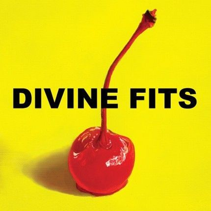 Cover DIVINE FITS, a thing called...