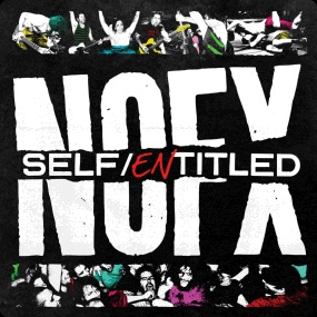 NOFX, self entitled cover