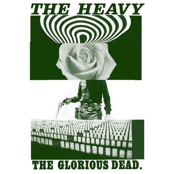 Cover THE HEAVY, glorious dead