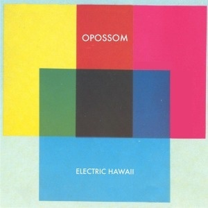 Cover OPOSSOM, electric hawaii