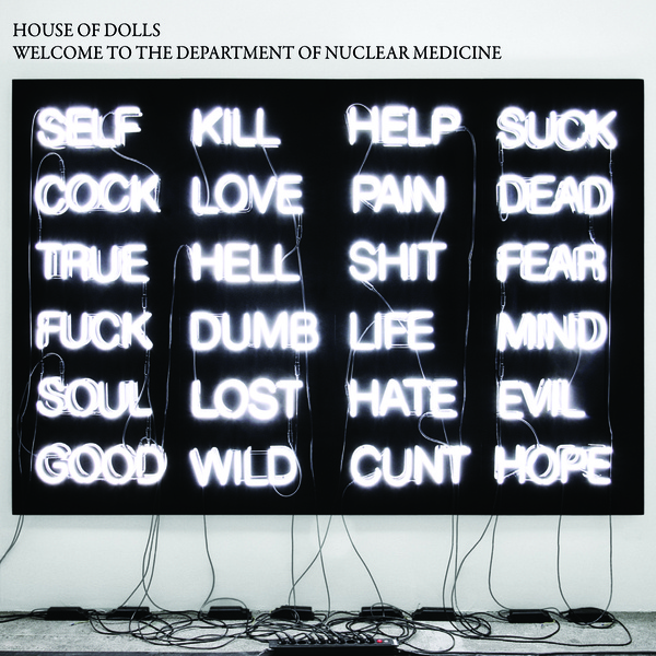 HOUSE OF DOLLS, welcome to the department ... cover