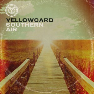 Cover YELLOWCARD, southern air