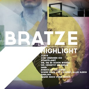 BRATZE, highlight cover