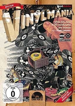Cover VINYLMANIA, dokumentation