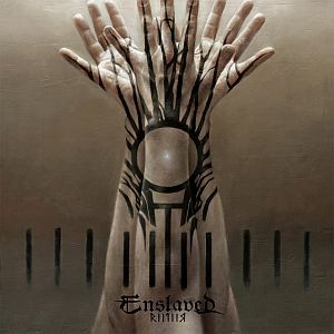 ENSLAVED, riitiir cover