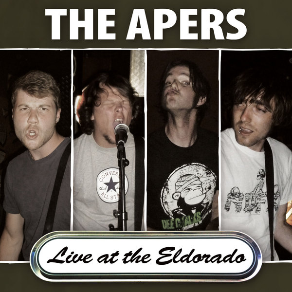 APERS, live at the eldorado cover