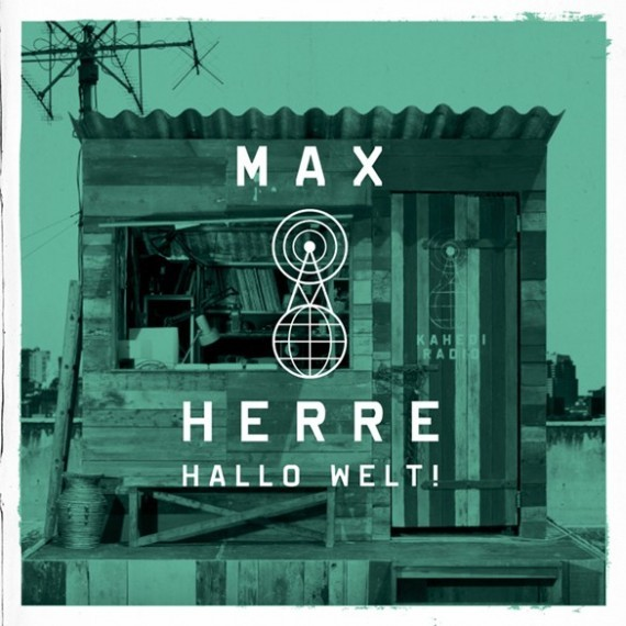 MAX HERRE, hallo welt! cover