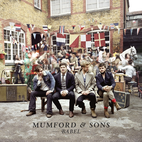 Cover MUMFORD & SONS, babel
