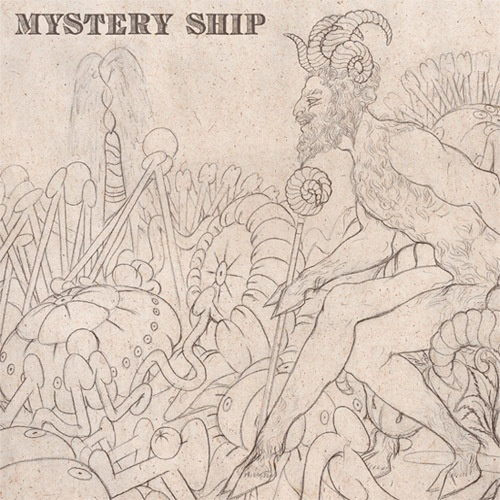 Cover MYSTERY SHIP, s/t