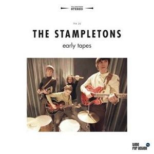 Cover STAMPLETONS, early tapes