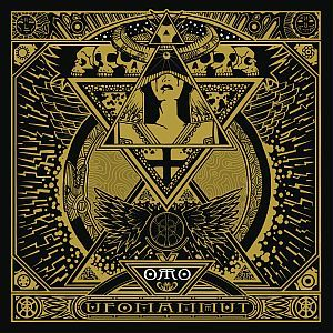 Cover UFOMAMMUT, oro: opus alter